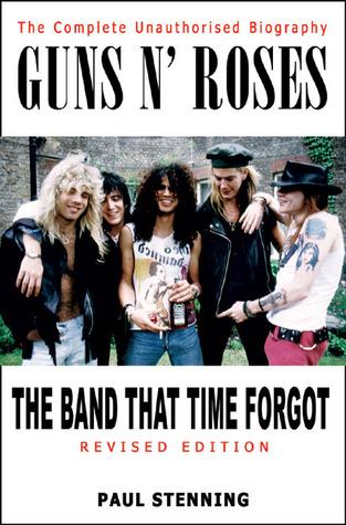 Guns N' Roses by Paul Stenning