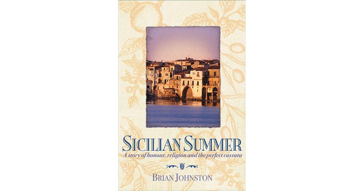 sicilian summer johnston brian