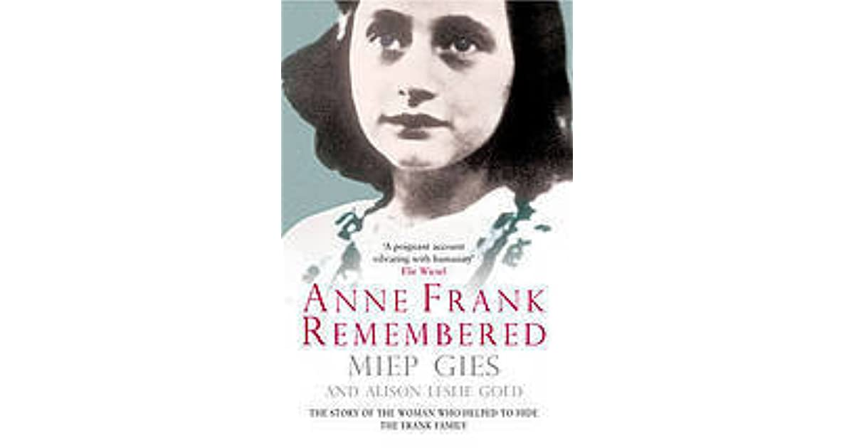 an introduction to anne franks family Anne frank introduction the picture to the left is of the entrance to the annex where anne and her family hidthe picture to the right are the.