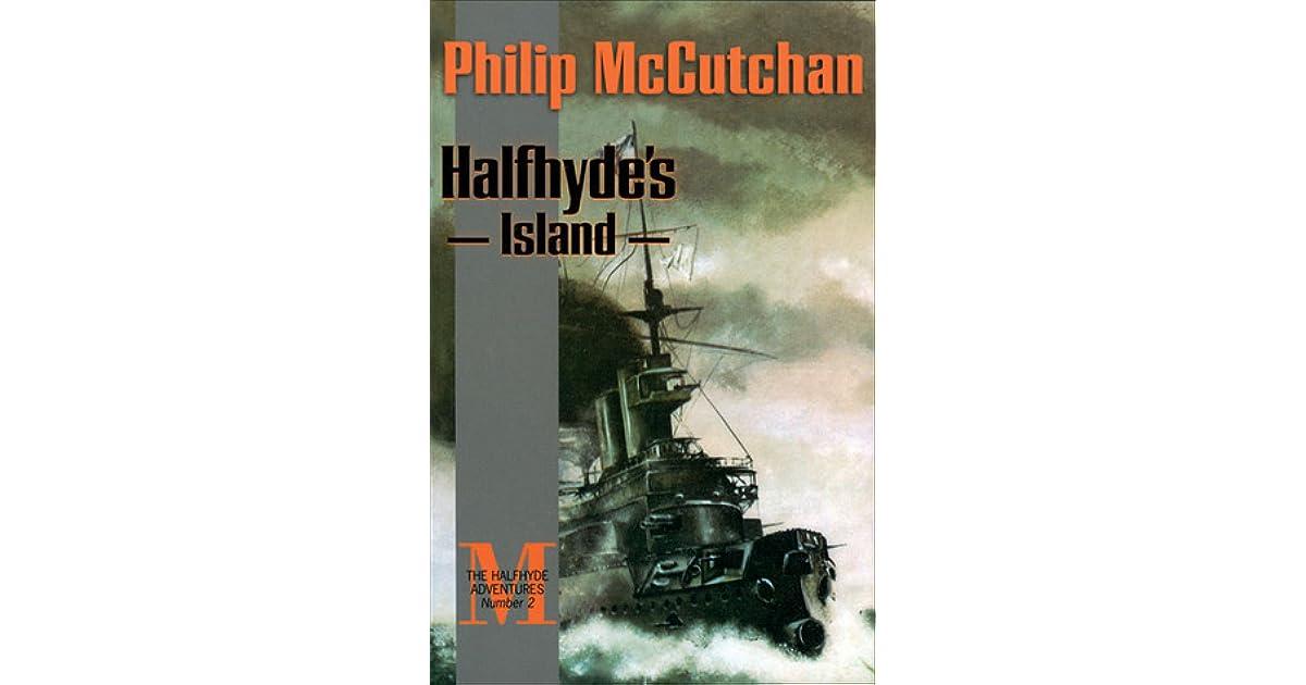 Halfhydes Island Halfhyde Adventure 2 By Philip Mccutchan