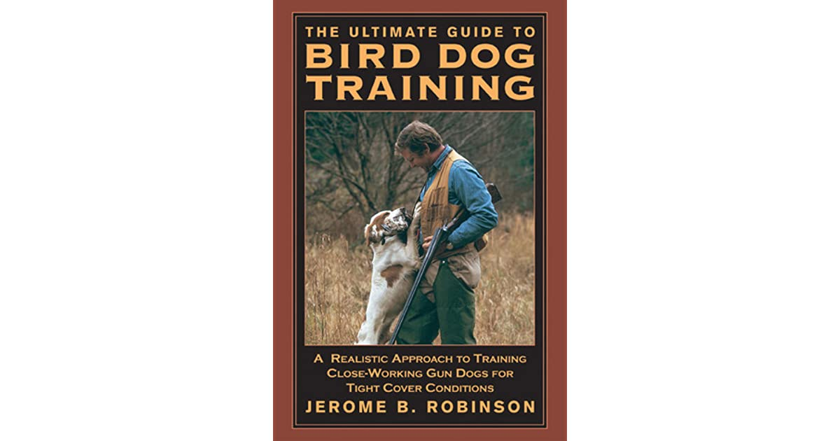 A Realistic Approach To Training Close-Working Gun Dogs For Tight Cover Conditions