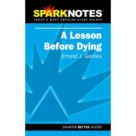 a lesson before dying book pdf
