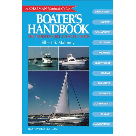 Chapman Boater's Handbook: 3rd Revised Edition by Elbert S