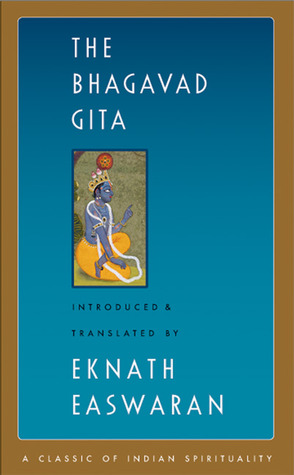 The Bhagavad Gita cover