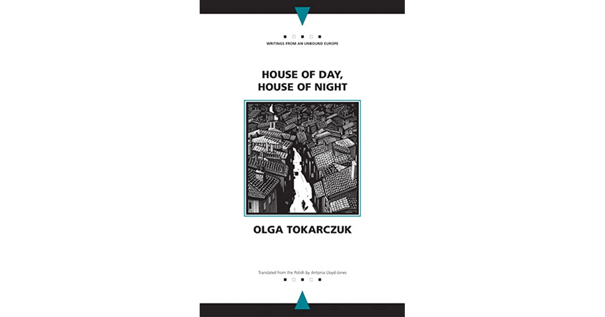house of day  house of night by olga tokarczuk