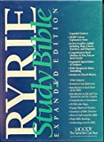 Ryrie Study Bible Expanded Edition New American Standard Bible