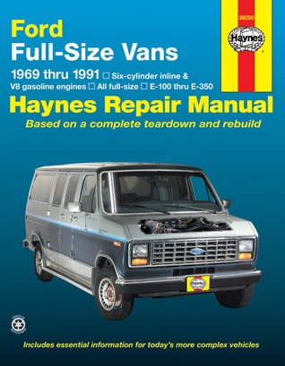 Ford Van, 1969-1991: Six-cylinder inline and V8 gasoline engines