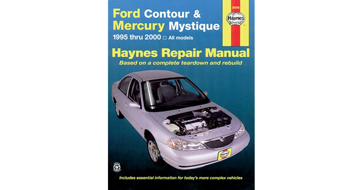 service manual 2000 mercury mystique repair seat travel. Black Bedroom Furniture Sets. Home Design Ideas