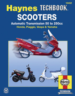 Scooters, Service and Repair Manual: Automatic Transmission