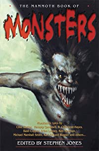 The Mammoth Book of Monsters