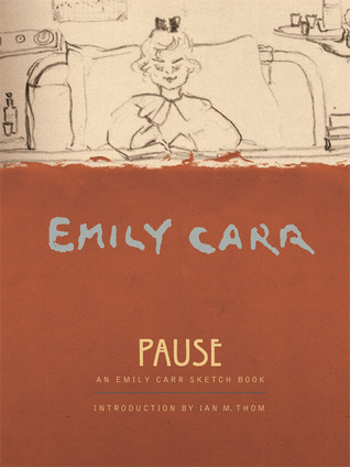 Pause An Emily Carr Sketch Book