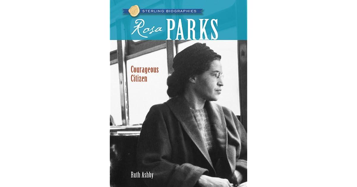 rosa parks courage essays