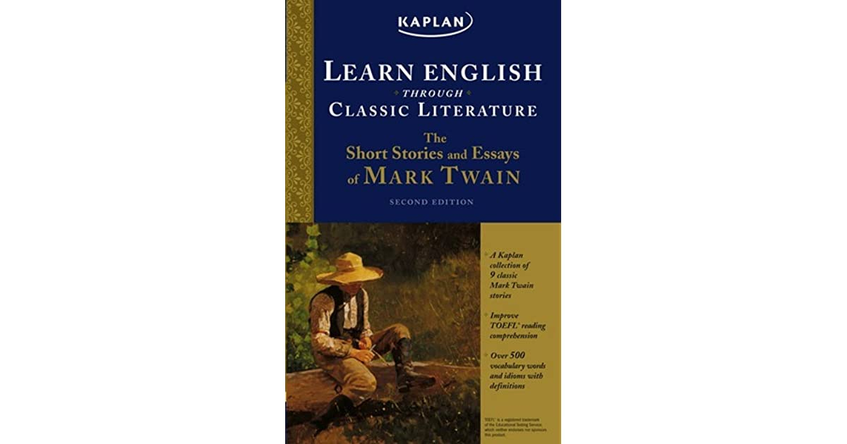 the short stories and essays by mark twain