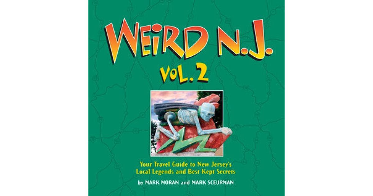 Weird New Jersey Book 10