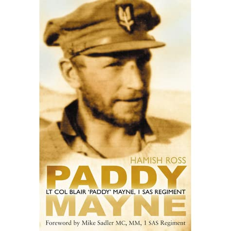 Paddy Mayne by Hamish Ross — Reviews, Discussion ...