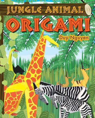 Duy Nguyen Jungle Animal Origami