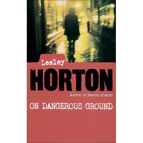 On Dangerous Ground (DI HANDFORD Book 2)