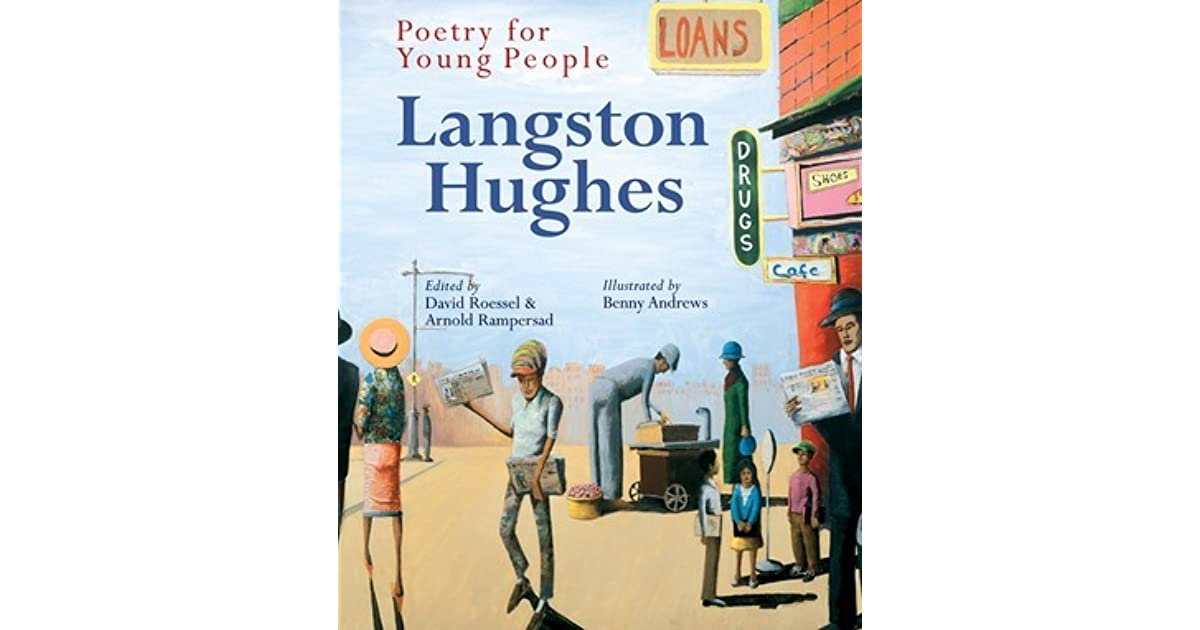 the poet langston hughes was heavily involved in