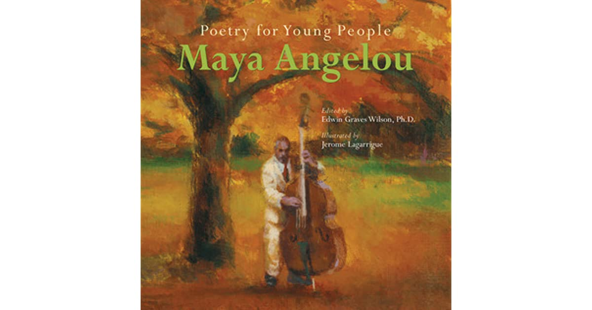 Poetry For Young People Maya Angelou By Maya Angelou-3323