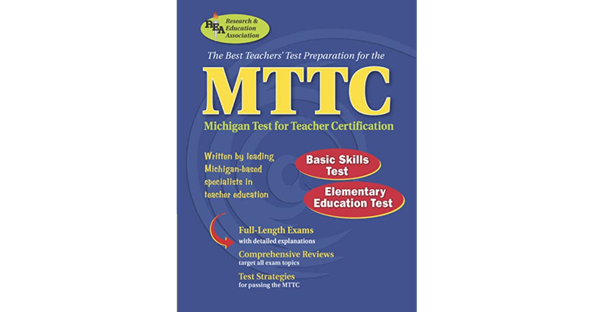 Mttc Rea Best Teachers Prep For The Michigan Test For Teacher