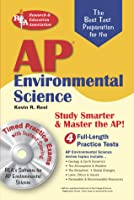 AP Environmental Science w/CD-ROM (REA) The Best Test Prep for Advanced Placement