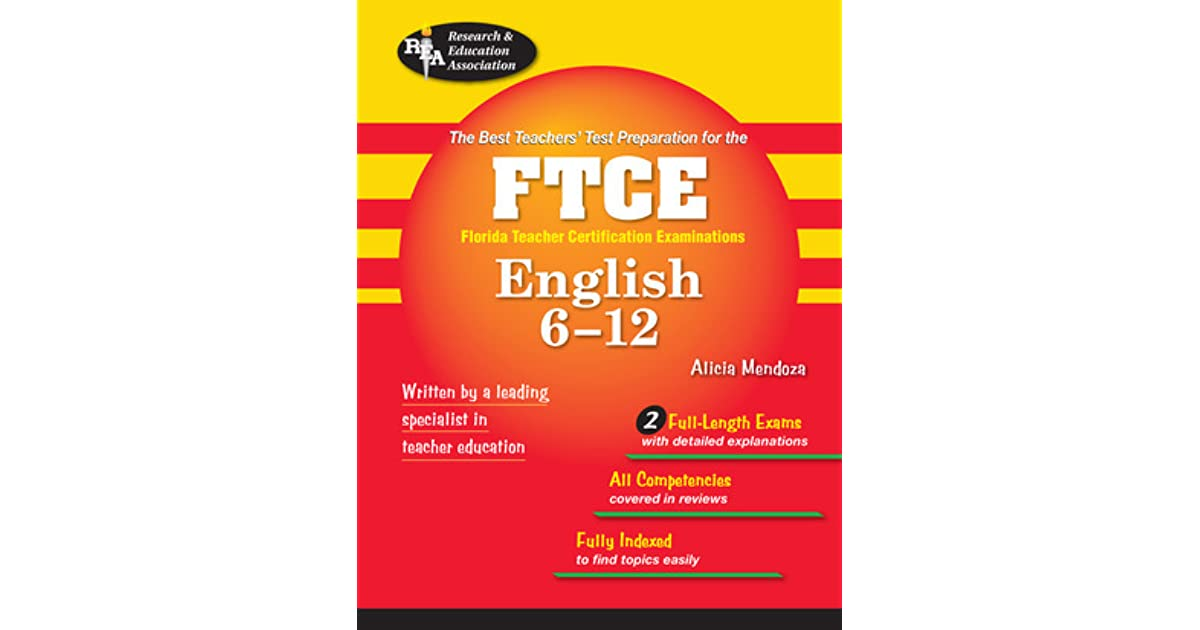 ftce english 6 12 practice questions