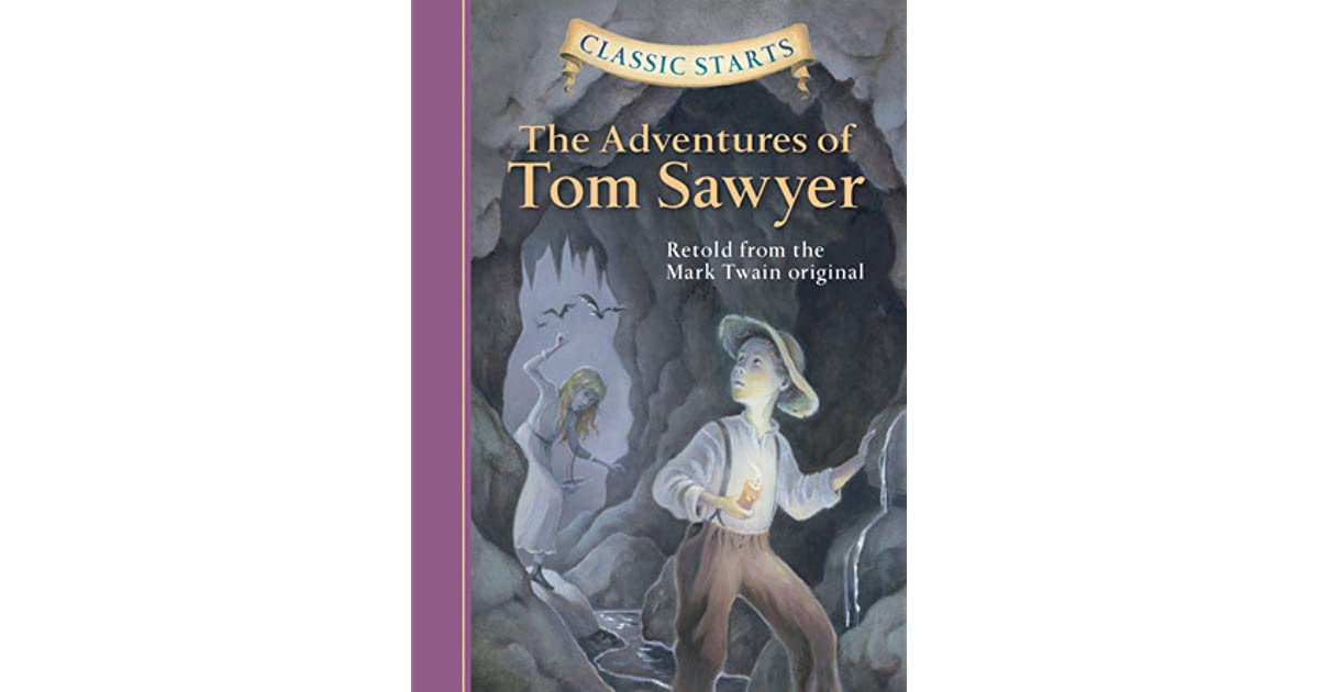 the transition of childhood to adulthood in the adventures of tom sawyer by mark twain