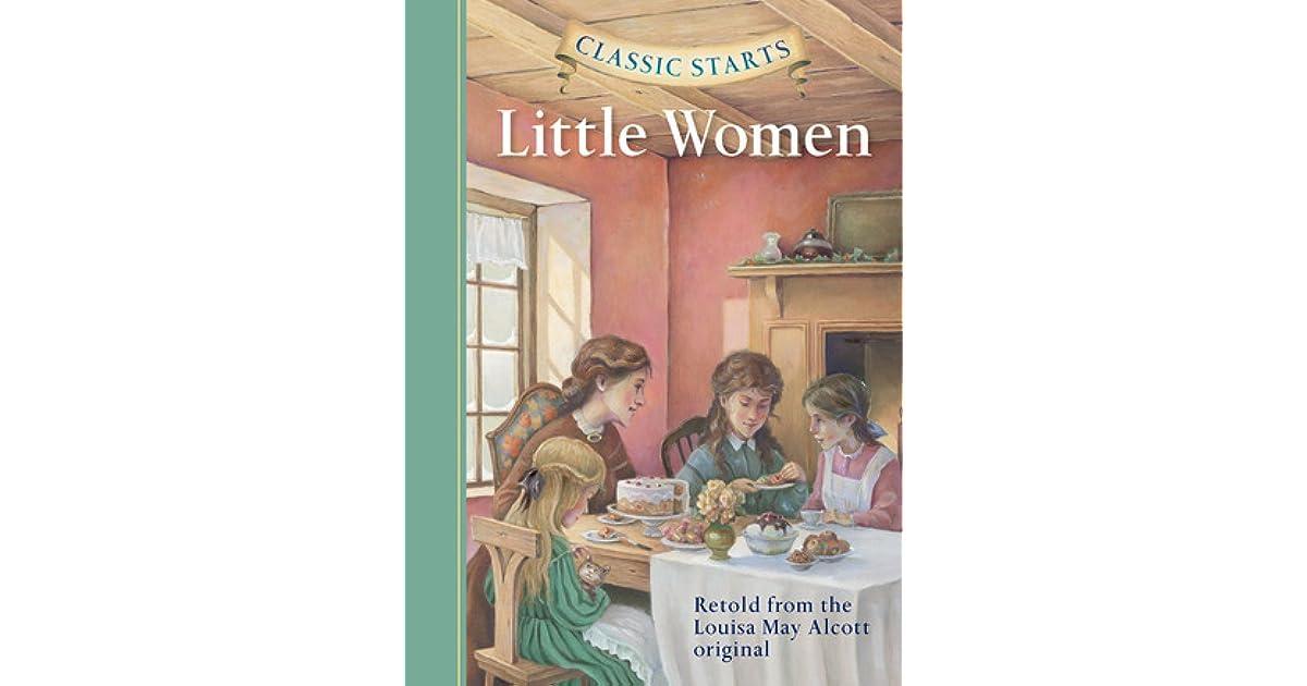 Little Women By Deanna Mcfadden
