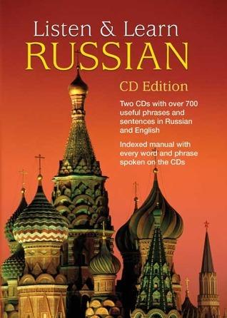 Listen  Learn Russian  by  Dover Publications Inc.