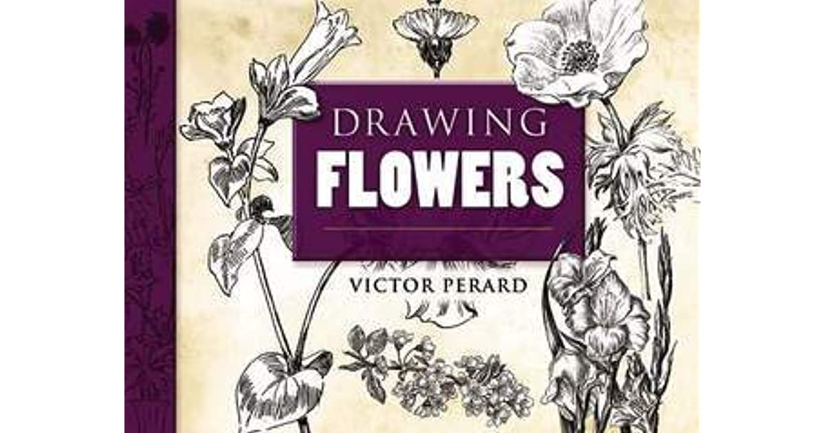 Drawing Flowers by Victor Perard