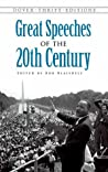 Great Speeches of...