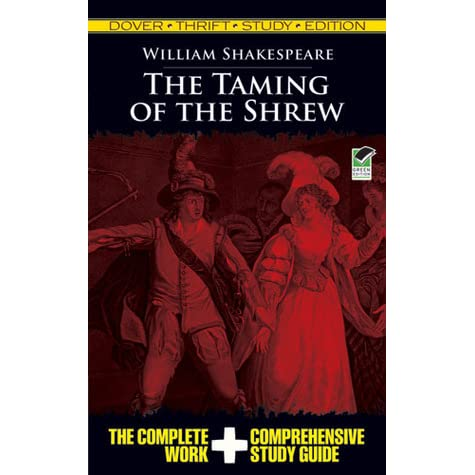 a plot analysis of william shakespeares the taming of the shrew These papers were written primarily by students and provide critical analysis of the taming of the shrew the taming of the shrew plot william shakespeares.