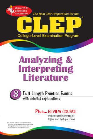 CLEP Analyzing & Interpreting Literature