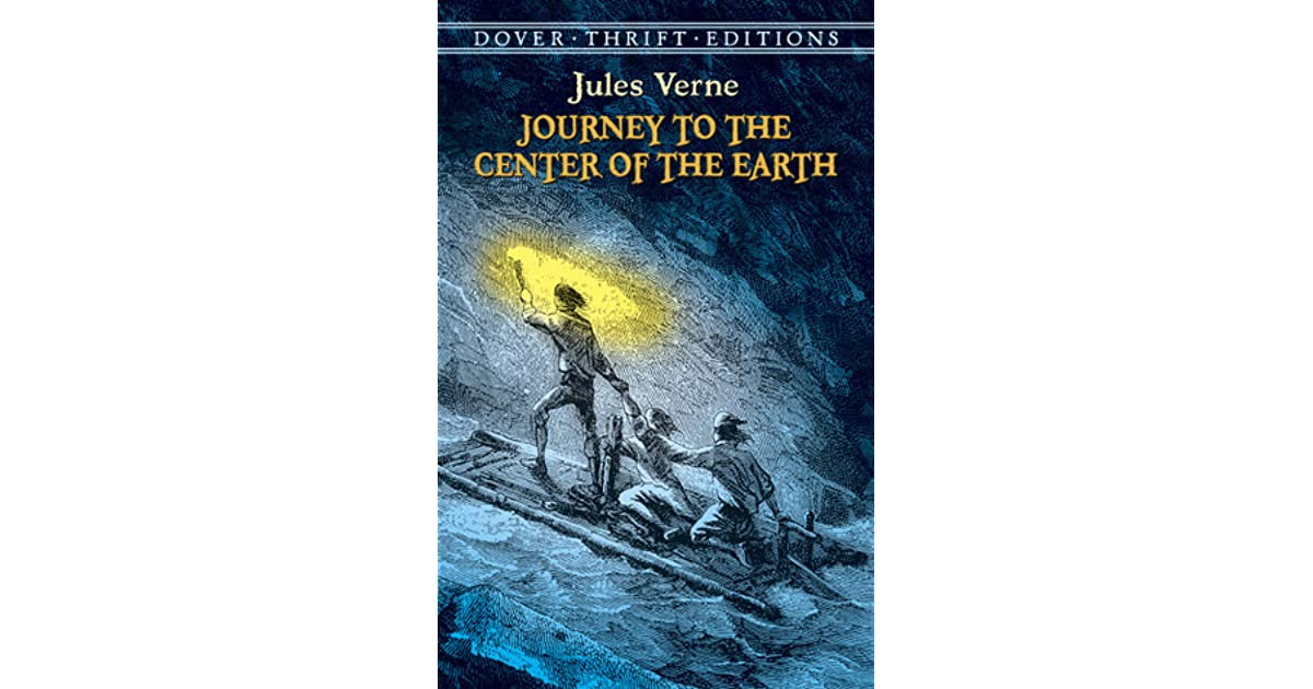 a review of the book journey to the center of the earth Journey to the center of the earth (french: voyage au centre de la terre  a thrill ride based on the book, journey to the center of the earth.