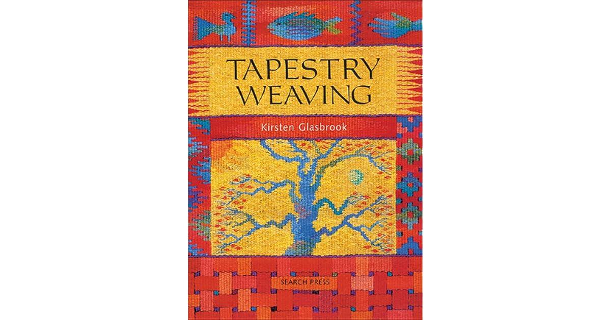 Tapestry Weaving By Kirsten Glasbrook