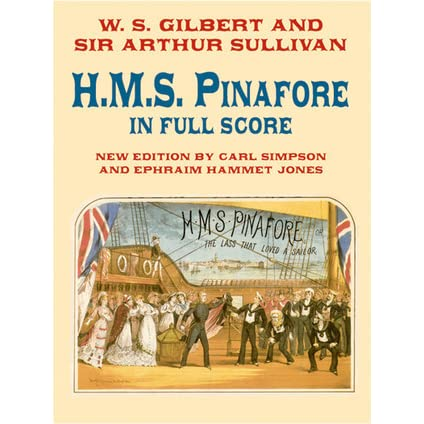 H.M.S. Pinafore: Making Classical Musicals Modern