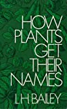 How Plants Get Their Names