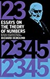 Essays on the Theory of Numbers by Richard Dedekind
