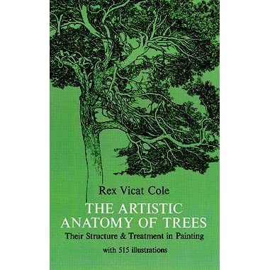 The Artistic Anatomy Of Trees Their Structure And Treatment In