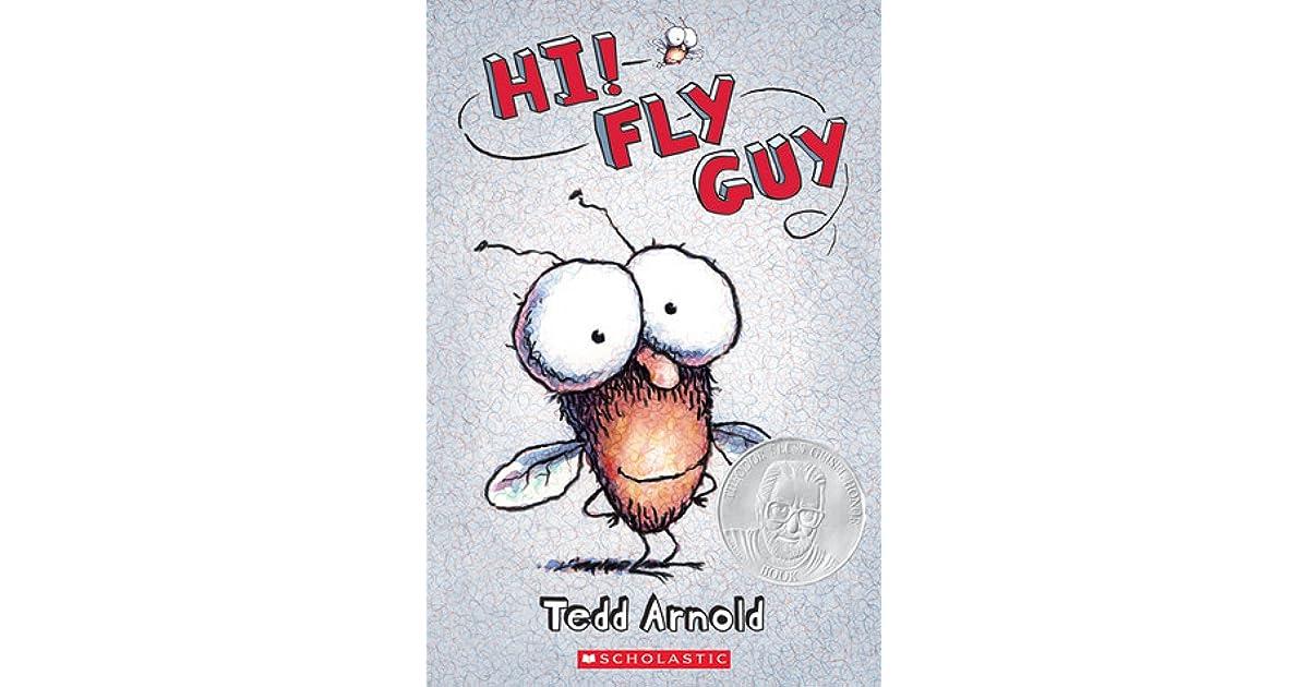 Hi! Fly Guy (Fly Guy, #1) By Tedd Arnold