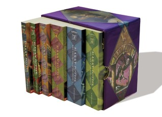 The Harry Potter Collection (Harry Potter, #1-6)