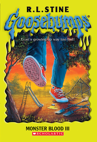 Monster Blood Iii Goosebumps 29 By R L Stine