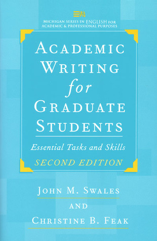 academic writing for graduate students answer key unit 7