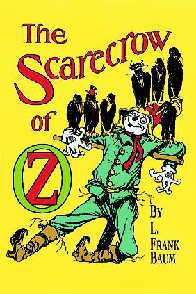 The Scarecrow Of Oz Oz 9 By L Frank Baum
