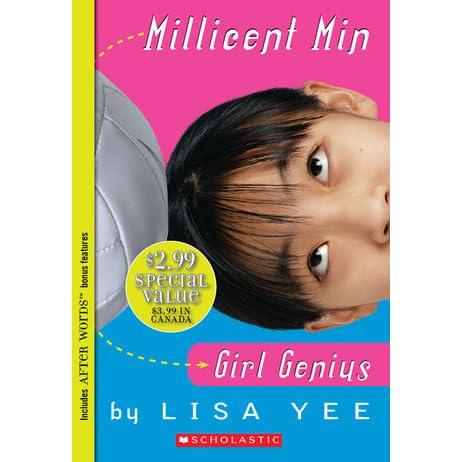 5453d9c82d95 Millicent Min, Girl Genius by Lisa Yee