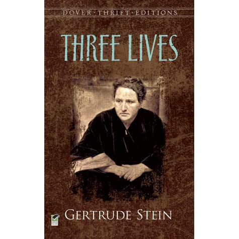 three lives by gertrude stein reviews discussion. Black Bedroom Furniture Sets. Home Design Ideas