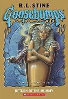 Return of the Mummy (Goosebumps, #23)