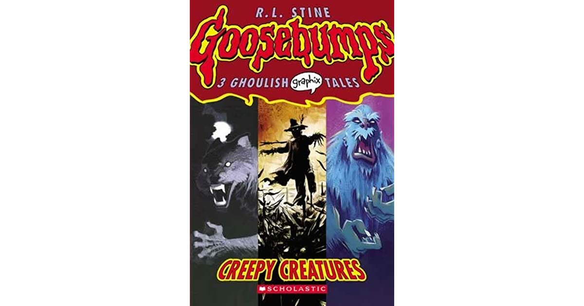 Abominable Snowman Goosebumps Coloring Pages - colouring ...