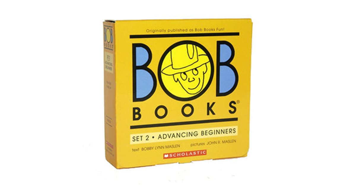 Advancing Beginners Box Set Bob Books Set 2