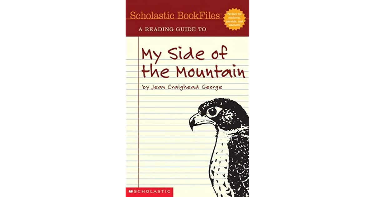 Jean Craighead George Quotes: Scholastic Bookfiles: My Side Of The Mountain By Jean